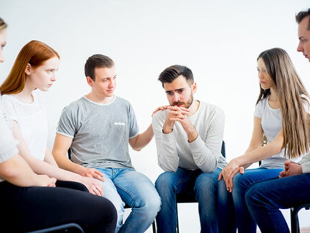 Therapy Of Talking To Others