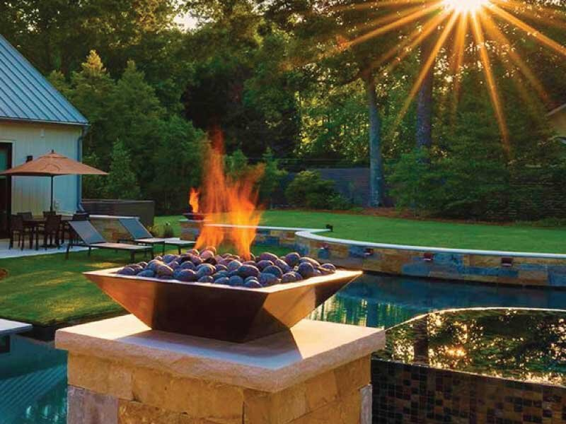 Fire Bowls and Patio Heaters