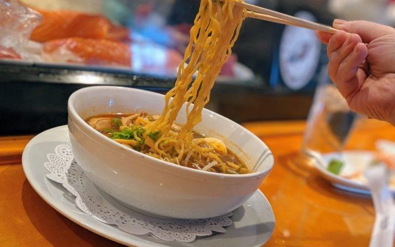 Lessons 'Ramen Noodles'